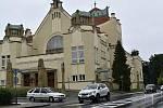 Rekonstrukce prostějovské Vápenice - slavnostní den otevření. 3.8. 2020