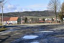 Ústřední křižovatka v Určicích, dostane úplně jiný rozměr. Moderní kruhový objezd a parkoviště s autobusovým terminálem.