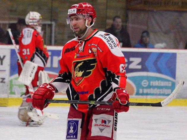 Prostějovská radnice chce za podporu hokejového klubu výraznější reklamu na dresech. Ilustrační foto