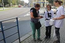 Světlušky a dárci v Prostějově