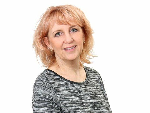 Irena Blažková, starostka Vranovic-Kelčic