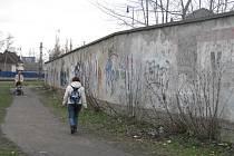 Sprejeři chtějí v Prostějově mít takzvanou legální zeď.