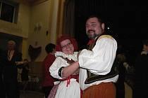 Hanácký ples v Kostelci