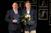 Ladislav Okleštěk a Oldřich Machala.