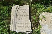 V Žešově se našel náhrobek ze starého židovského hřbitova