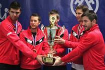 Vítězný TK Agrofert Prostějov