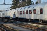Protidrogový vlak v Prostějově - 4. dubna 2019