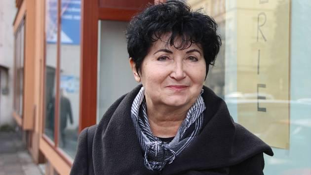Kreslířka Dagmar Salamánková