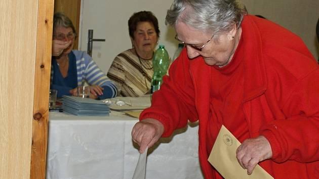 Krajské a senátní volby 2012 v Plumlově