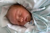 Marek Ryšavý, Slatinice, narozen 16. září, 49 cm, 3200 g