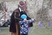Rekviem pro rytíře na plumlovském zámku