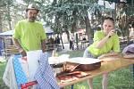 7. ročník Guláš festu trpěl malým počte účastníků.