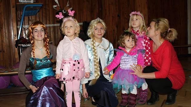 Karneval Ledové království v Prostějově