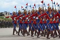 Prostějovští průzkumníci se účastní mezinárodního cvičení v Mongolsku