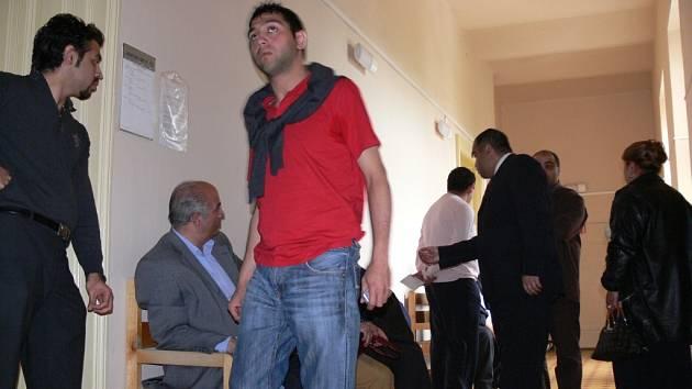 Romové čekají na výrok soudu.