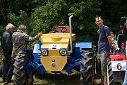 Traktoriáda ve Stínavě - 13. ročník - 13. července 2019