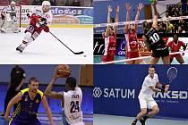 Prostějovské sporty. Ilustrační foto