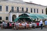 Koncert Hradišťanu na zámku v Brodku u Prostějova