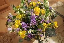 Květinová kytice