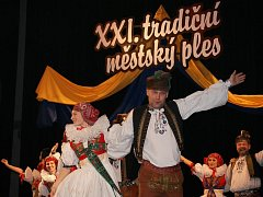 Hanácký folkórní soubor Mánes. Ilustrační foto