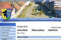 Web Němčic nad Hanou