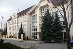 Budova Základní školy v Plumlově - 17. února 2020