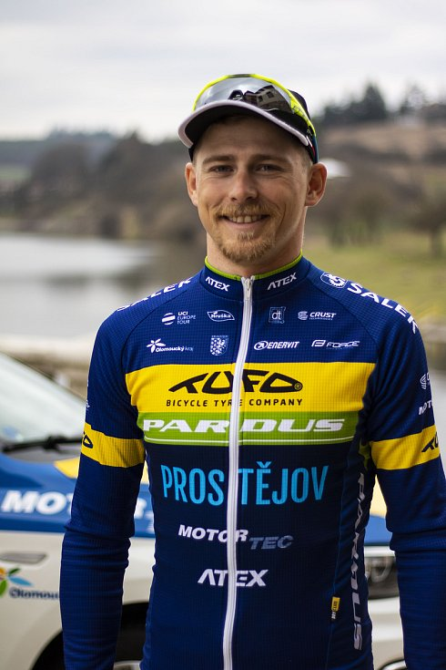 Cyklistická stáj TUFO Pardus Prostějov představila závodníky na novou sezonu.