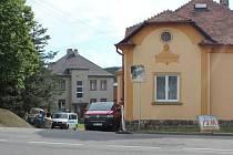 Dopravní nehoda v Plumlově - 3. 6. 2019