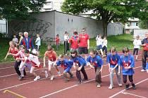 Závody sokolské všestrannosti - atletika