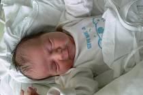 Dominika Rybková, Brodek u Prostějova, narozena 12. října, 52 cm, 3450 g