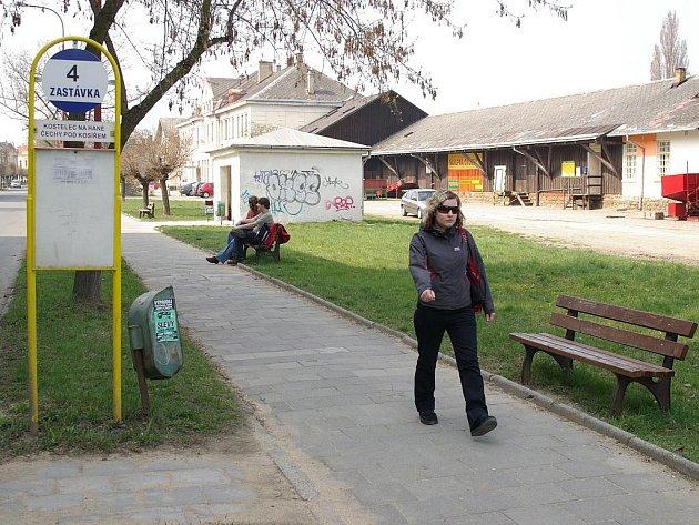 Místní nádraží v Prostějově. Ilustrační foto