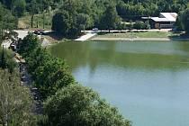 Podhradský rybník v Plumlově - 5. srpna 2012