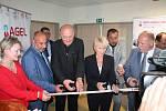 Ve čtvrtek dopoledne bylo v Nemocnici Prostějov otevřeno nové oddělení pro nevyléčitelně nemocné. 20.6. 2019