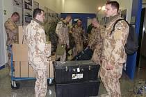 Prostějovští průzkumníci odletěli na misi do afrického Mali