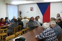 Obyvatelé Baldovce znovu protestovali proti místnímu kamenolomu