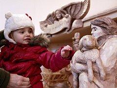 Výstava betlému v Držovicích