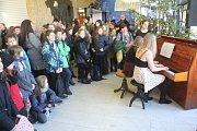 Vánoční jarmark v prostějovském kině Metro