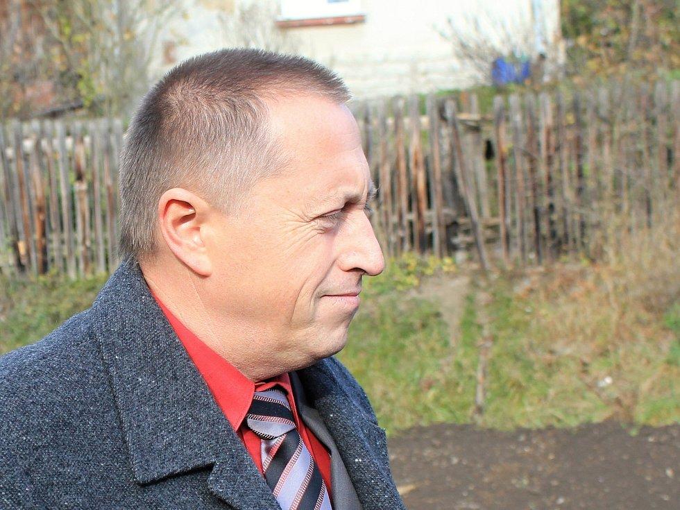 Starosta Konice Michal Obrusník (STAN)