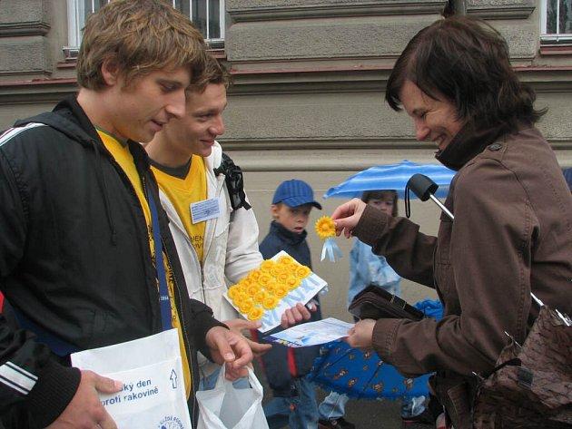 Český den proti rakovině v Prostějově