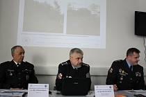 Zleva: Vítězslav Matyáš, Miroslav Spurný, Pavel Novák,