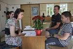 Přijímací zkoušky na ZUŠ v Němčicích nad Hanou