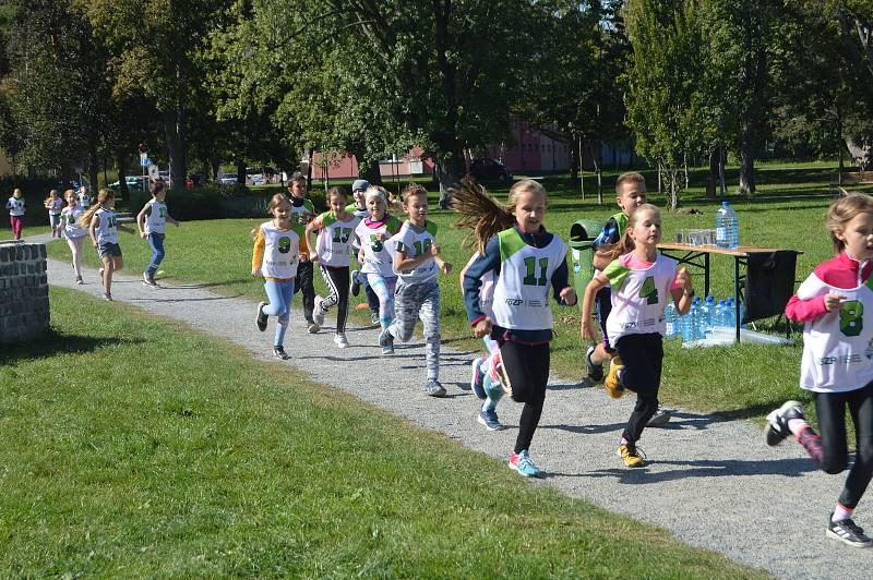 Účastníci si vyzkoušeli i běh na 6 nebo 12 minut.