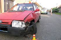 Nehoda v Hablově