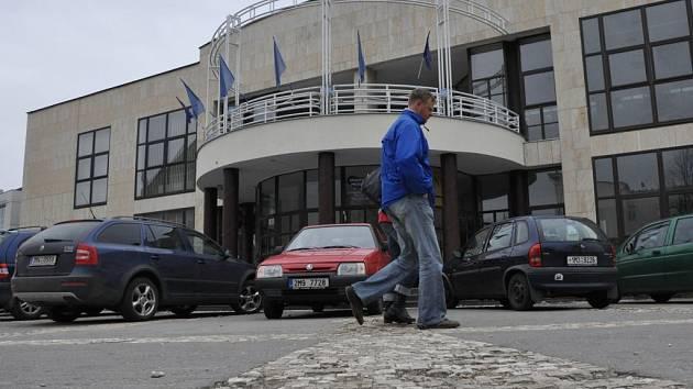 Společenský dům v ulici Komenského