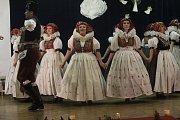 V  Kralicích se sešli v kulturním domě vyznavači folklóru.