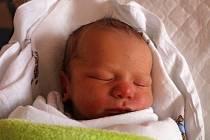 Dominik Polanský, Kostelec na Hané, narozen 2. března, 49 cm, 2950 g