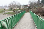 Místa, kudy povede plánovaná cyklostezka podél plumlovské přehrady