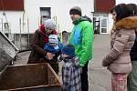 Den otevřených dveří v čističce odpadních vod v Kralickém Háji