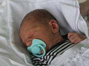 Adam Kunc, Olšany u Prostějova, narozen 1. srpna v Prostějově, míra 51 cm, váha 3200 g