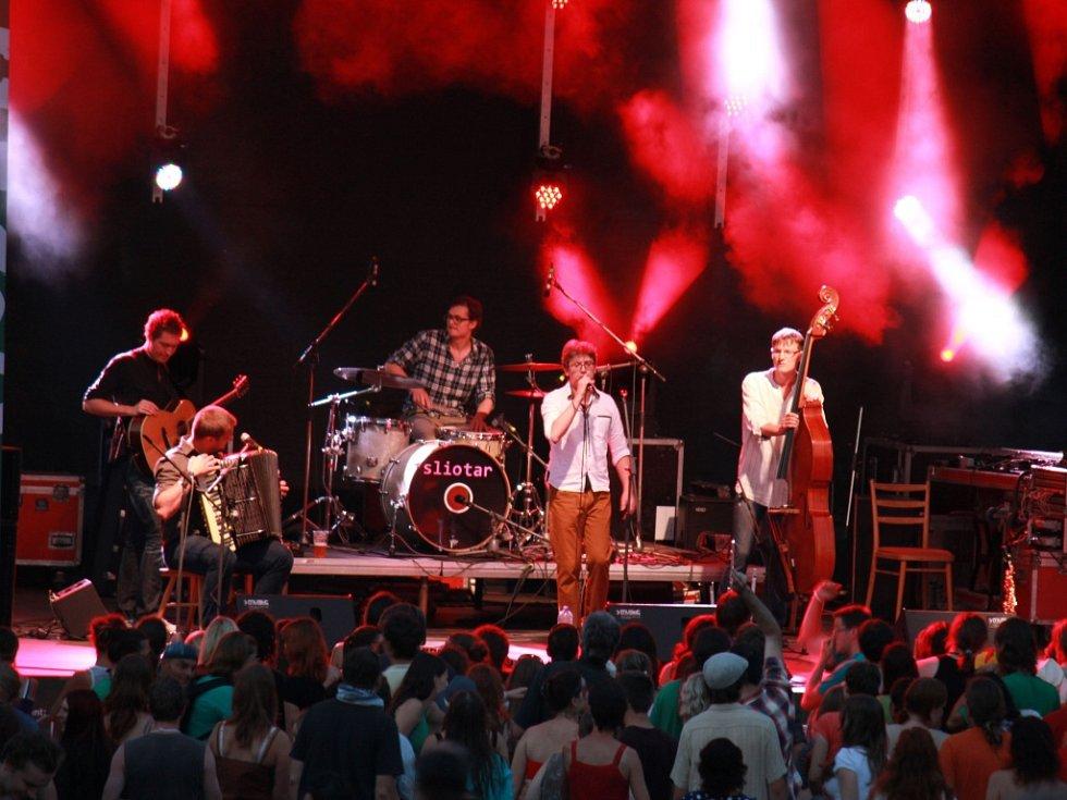Hudební festival Keltská noc. Ilustrační foto.